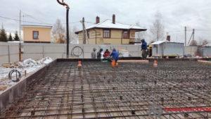 Готовы принимать бетон